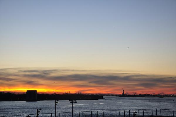 20131228 - sunset
