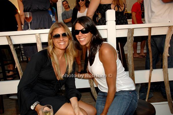 Melissa Santoiemma and Donna Baldino