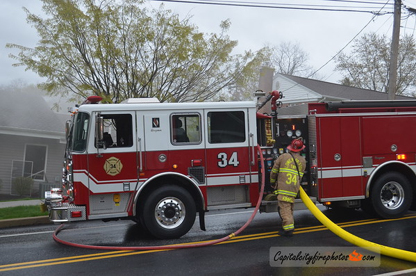 4/13/20 - Lower Paxton Township - N. Blue Ribbon Ave