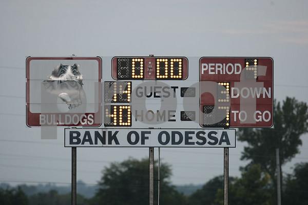 Freshmen-Odessa vs Pleasant Hill 9-14-09