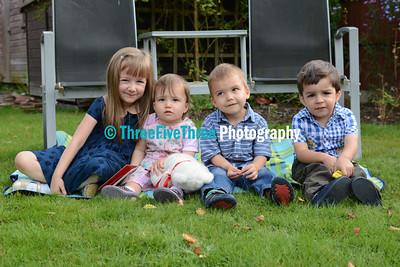 The Evans Family