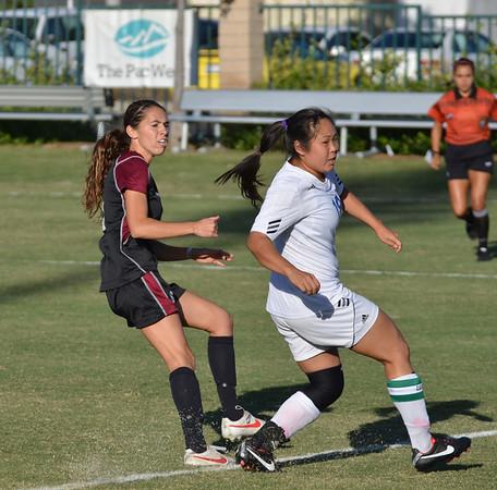 2013-10-05 Women's Soccer v Chaminade