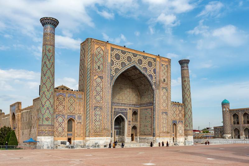 Ulugbek Medressa, Samarkand