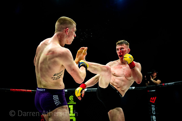 Cage Warriors 101 - Liverpool 16th Feb 2019 - All images available for download