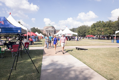SMU Law Tailgate Party