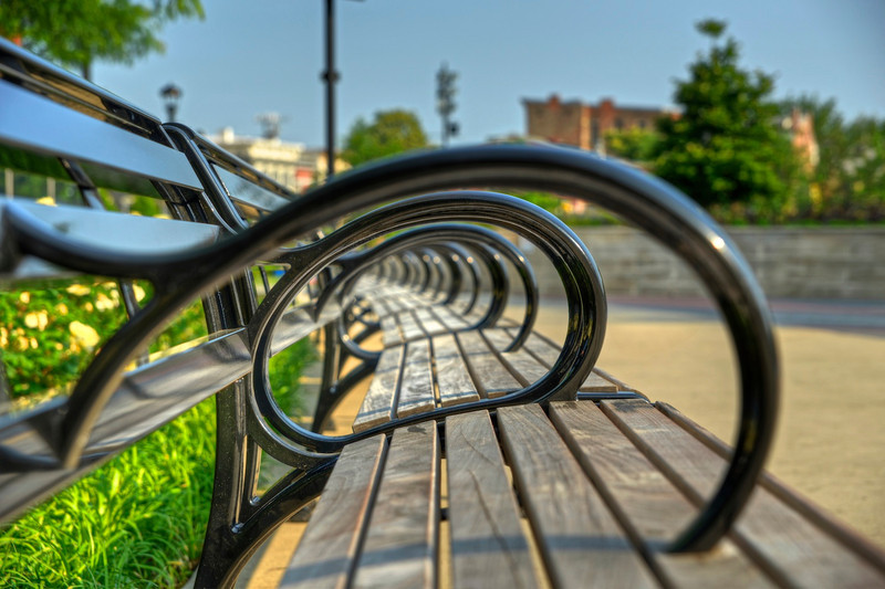 Benches - Washington Park