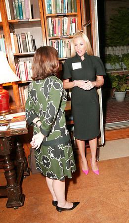 New York Junior League Healthy Foundations Leadership Council Kick-off Cocktails at the Cosmopolitan Club