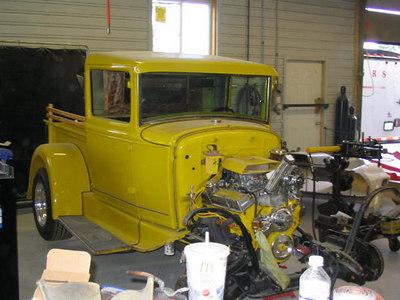 '31 Model A Pick up