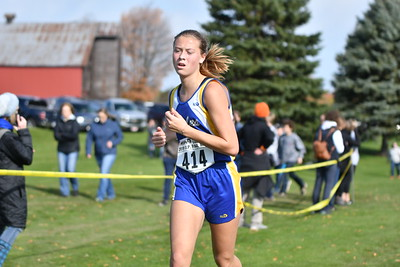D3 Girls - 2019 MHSAA UP XC Finals