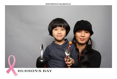 The Hudson's Bay October Customer Event