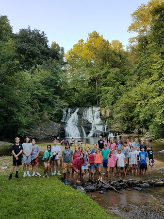 Confirmation Retreat 2018