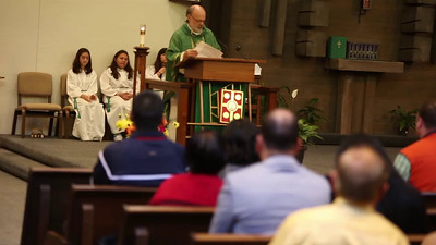 Sept 27, 2015 - 11:30 Mass Homily by Fr. Dave Gese