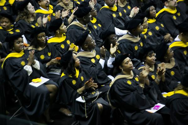Olatides Masters Graduation