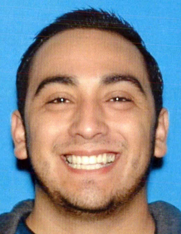 . This undated photo provided by the California Department of Motor Vehicles shows Arthur Arzola. The 26-year-old Humboldt State University admissions counselor, from Rancho Cucamonga, Calif., who was accompanying students on a visit to the campus, was identified by the Sacramento County coroner and the university as one of those who died in the fiery collision of a tour bus and FedEx truck on Interstate 5 near Orland, Calif. on Thursday, April 10, 2014. (AP Photo/California Department of Motor Vehicles)