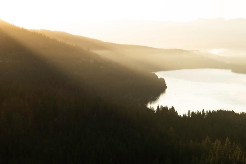 Donner Sunrise