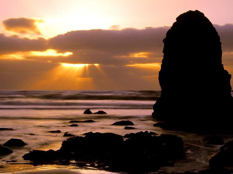 Cape Meares Sunset, Tillamook County, Oregon.jpg