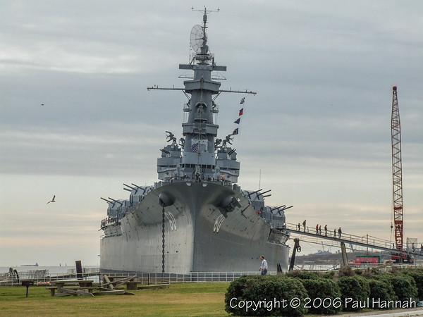 USS Alabama - Mobile, AL