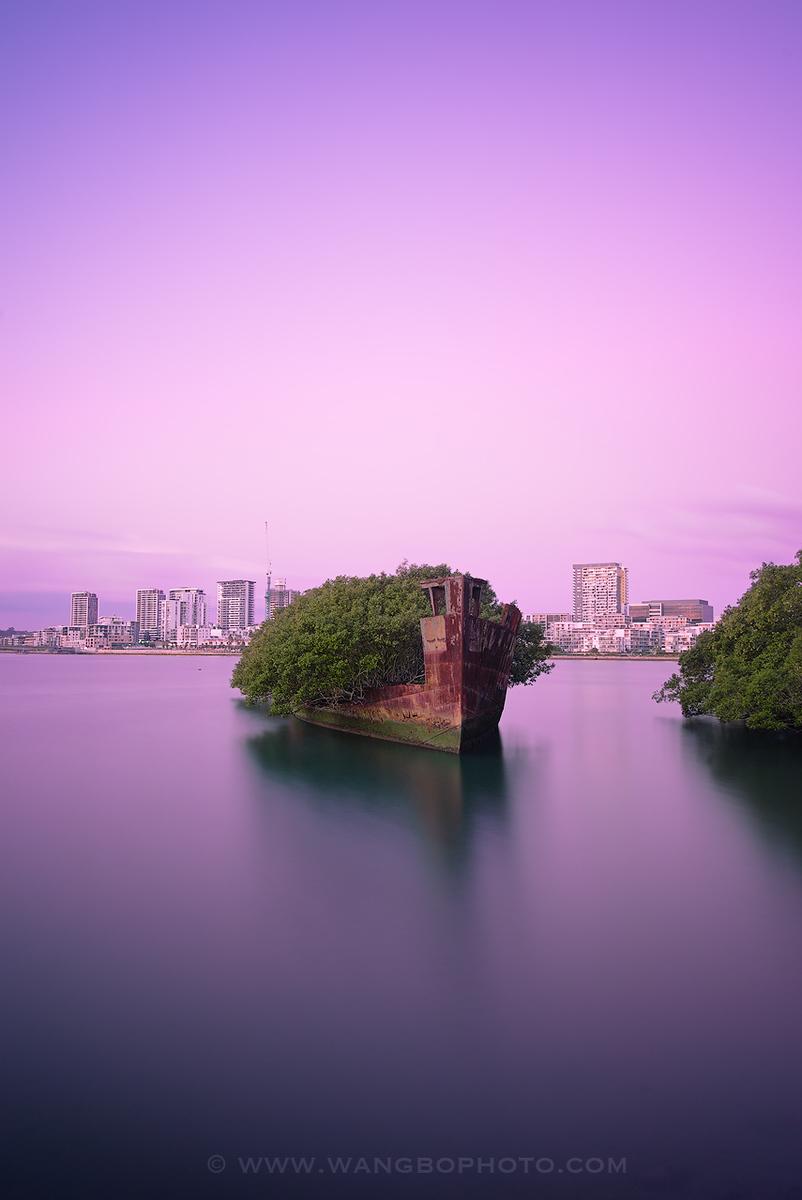 残骸变绿洲 - 悉尼都市中的奇景 - 一镜收江南 - 清韵