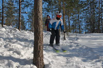 Downhill Day at Ukonmäki 2018