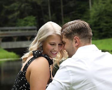 Barbara and Jared's Engagement Photos