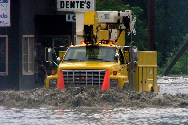 2007 7-11 Barre City Flood - Barre, VT