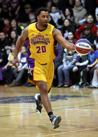 Harlem Wizards at Paramus, NJ