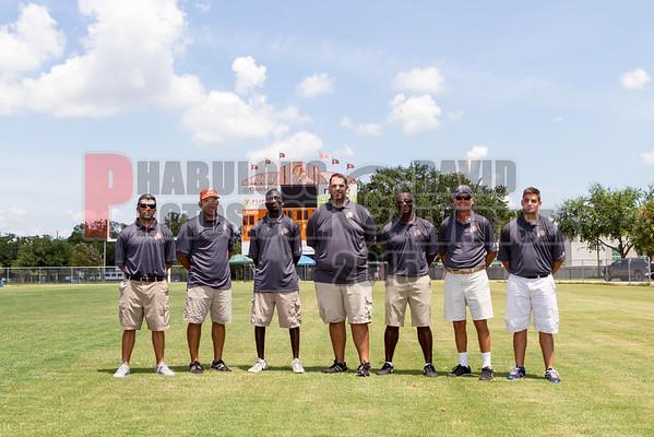 Boone Varsity Football  Team Photos - 2015