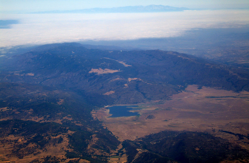 Lake Henshaw, Palomar Mountain