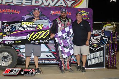 Port Royal Speedway - 10/15/21 - Troy Junkins