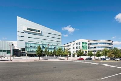Antonin Scalia Law School exteriors