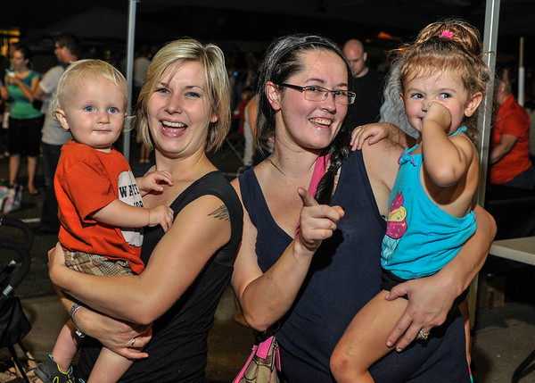 Hot Street Party 06-29-14