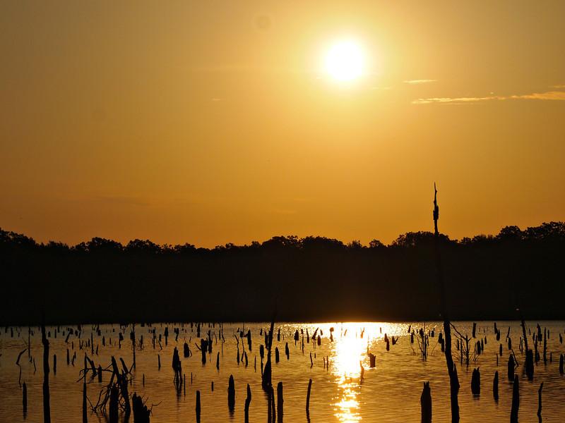 Sunrise over Lake Fork  Order Code: B39