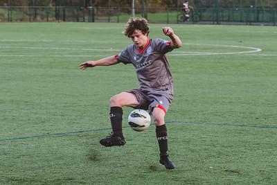 Abbey Hey FC U18's (a) L 0-1 *