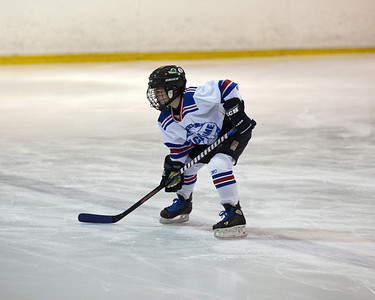 1-9-2011 IceTime Rangers vs. Islanders