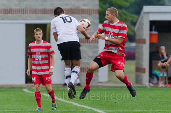 9/7/13 Men's Soccer vs. Davenport