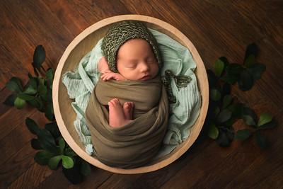 Sebastian • Newborn