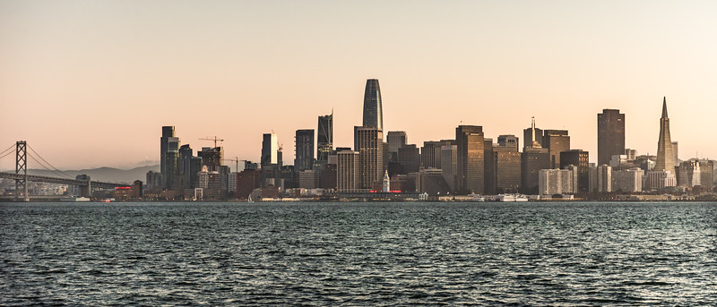 Treasure Island City Views of San Francisco