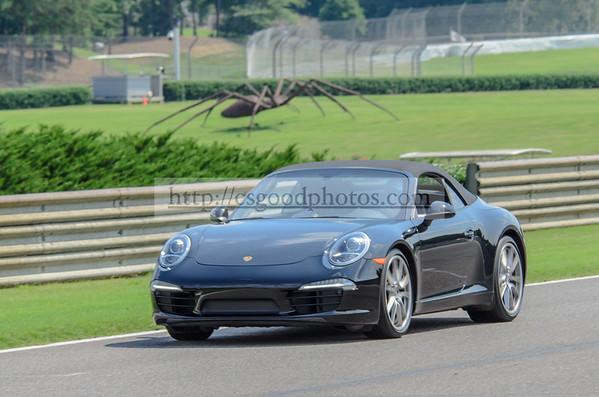 SPAR DEX Black 911 Carrera
