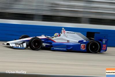 2015 IndyCar - Justin Wilson Tribute