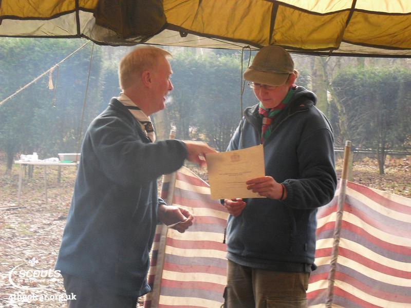 Scouts - Winter Camp - Dec 09 084.jpg