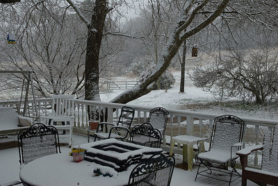 North Alabama Snow Storm 02-11-10