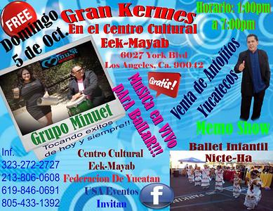 10-5-2014 GRAN KERMES YUCATECA
