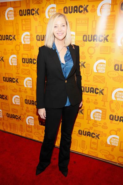 "The world premiere of Eliza Clark's ""Quack"" at Center Theatre Group's Kirk Douglas Theatre"