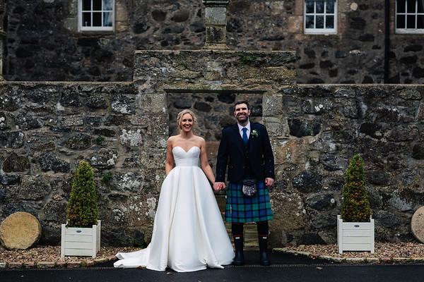 Anna & Scott Wedding