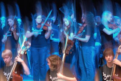 2011 11 28:  Barrage Concert, Duluth East H.S.