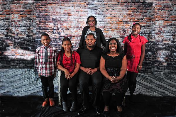 Watkins-Peters Family