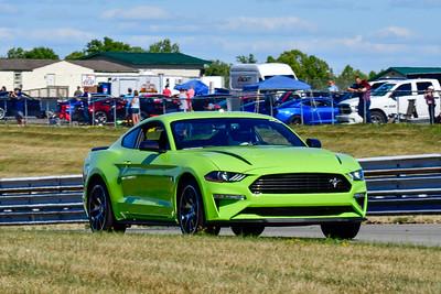 2020 SCCA TNiA Aug19 Pitt Int Lt Green Mustang