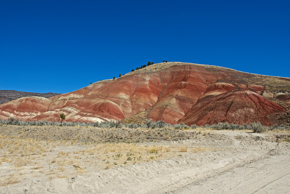 Painted Hills- John Day Fossil Beds