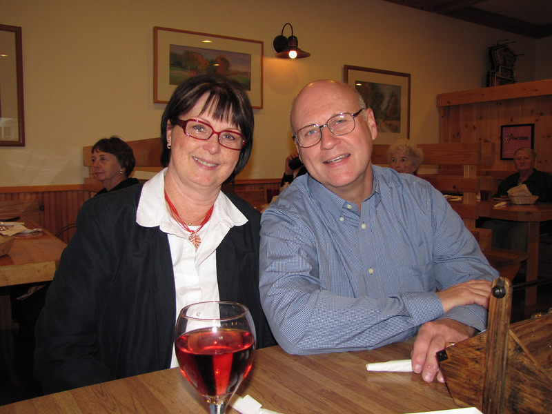 Patty and Phil Duerst