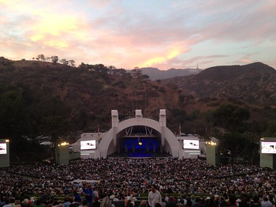 2013 0802 Tony Bennett Hollywood Bowl